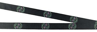 Riverdale Serpents Lanyard Badge With Rubber
